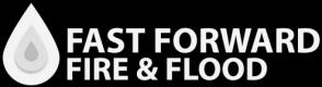 Fast forward Fire & Flood logo